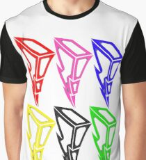 Power Outline Graphic T-Shirt