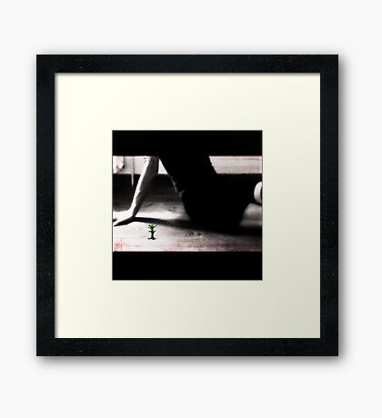 Today - 2 of 3 Framed Print