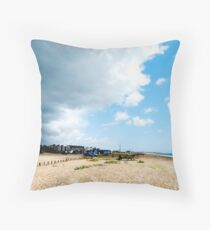A Weather Front Throw Pillow