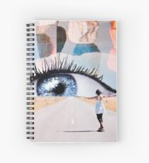 Be Fearless. Spiral Notebook