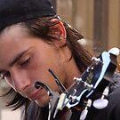 Banjo Blues by Brian Carey