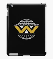 The Weyland-Yutani Corporation Globe iPad Case/Skin