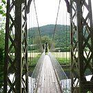Bridge at Betws y Coed by LumixFZ28