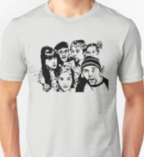 Spaced Slim Fit T-Shirt