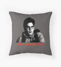 Nice shootin' Tex! Throw Pillow