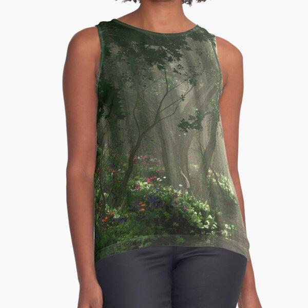 Dapplewood (Spring) Sleeveless Top