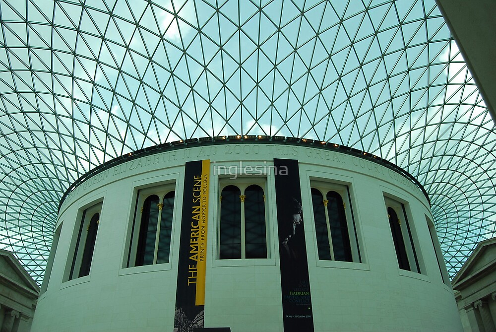 British Museum, London by inglesina