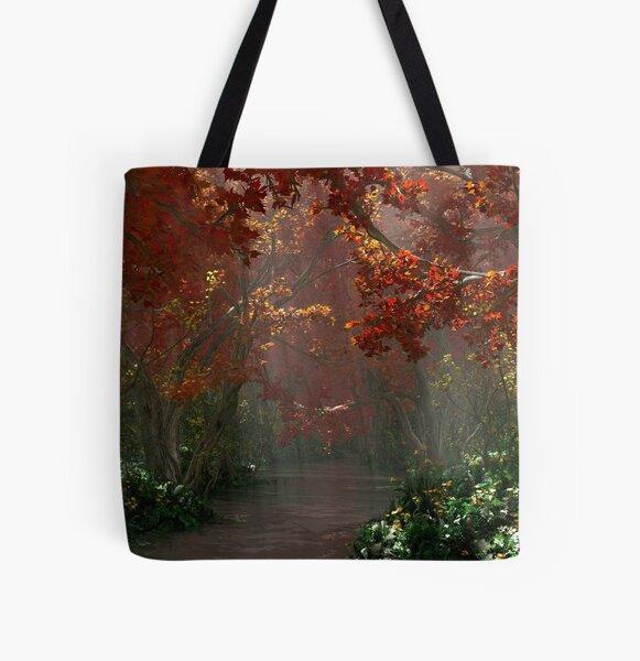 Dapplewood (Autumn) All Over Print Tote Bag