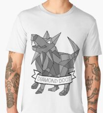 Diamond Dogs Men's Premium T-Shirt