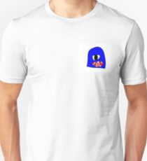Mikey the Spooky Blue Ghost Unisex T-Shirt