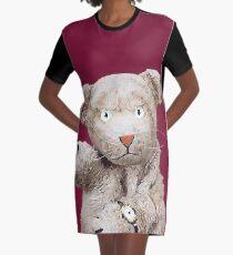 Daniel Striped Tiger - Herr Rogers T-Shirt Kleid