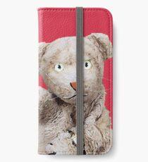 Daniel Striped Tiger - Mr Rogers iPhone Wallet/Case/Skin