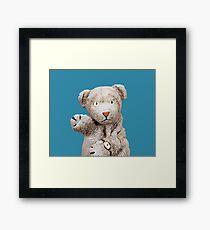 Daniel Striped Tiger - Mr Rogers Framed Print