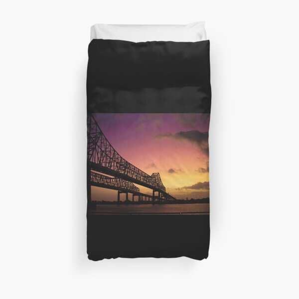 GNO At Dawn Duvet Cover
