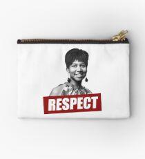 QUEEN OF RESPECT Studio Pouch