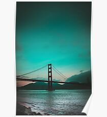 Golden Bridge  Poster
