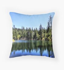 Spalding Mill Pond Throw Pillow
