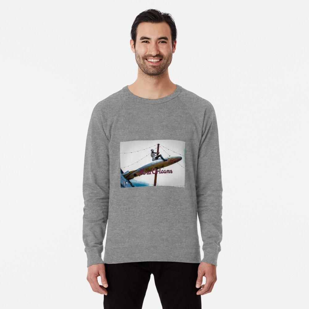 Secondline Rocket Rider Lightweight Sweatshirt