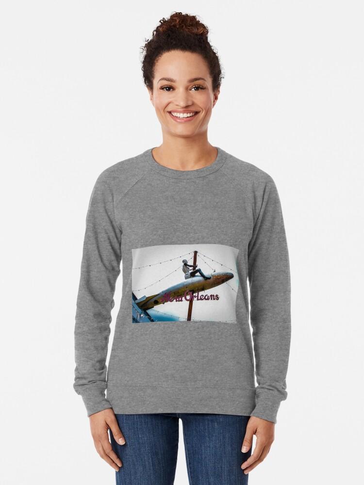 Alternate view of Secondline Rocket Rider Lightweight Sweatshirt