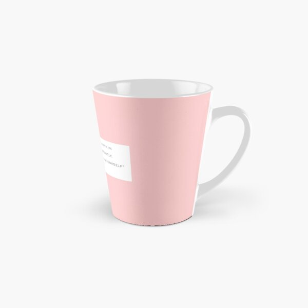 Elle Woods Tall Mug