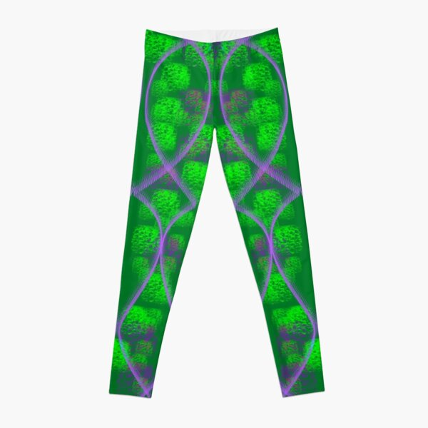 Leggings dark green Leggings