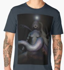 Female monster Men's Premium T-Shirt