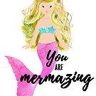 Amazing Mermaid by Emma Kaufmann