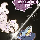 On Borrowed Time Cover by Woo-