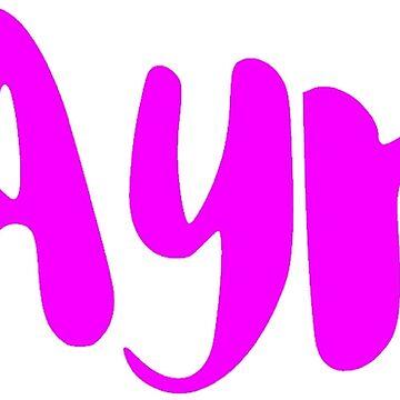 Ayr - Magenta by FTML