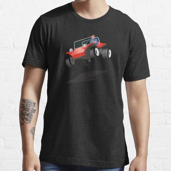 Dune Buggy Manx Jump T-shirt essentiel