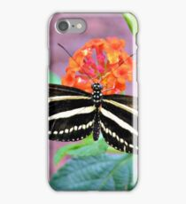 Zebra Longwing iPhone Case/Skin
