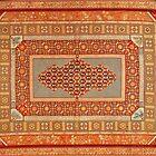 British Needlepoint Carpet by Vicky Brago-Mitchell