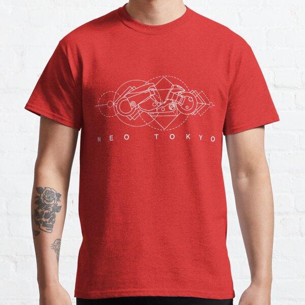 Kaneda Neo Tokyo Classic T-Shirt