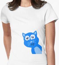 Peek-A-Boo Kitty  T-Shirt