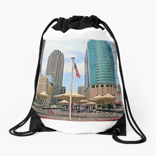 J. Owen Grundy Park Drawstring Bag