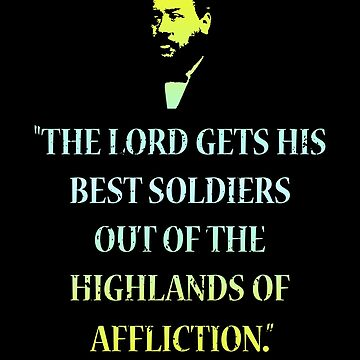 Out Of The Highlands Affliction Spurgeon by royaldiscovery