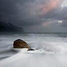 Jackson Bay, West Coast,. by Michael Treloar