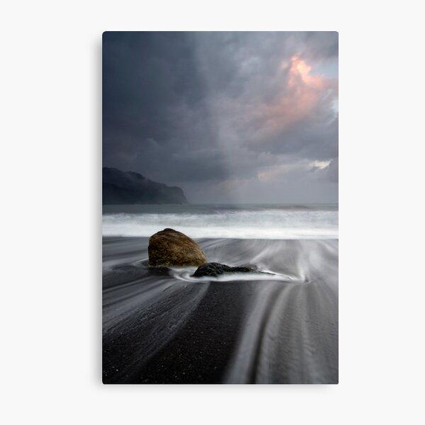 Jackson Bay, West Coast, NZ. Metal Print