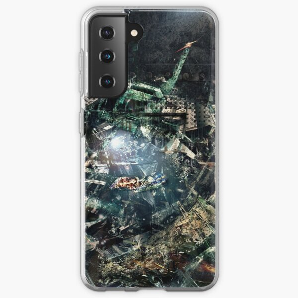 Outlying Base Samsung Galaxy Soft Case