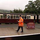 antur Waunfawr Station, Welsh Mountain Railway, UK by Bev Pascoe