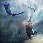EAGLES FLIGHT by Tammera