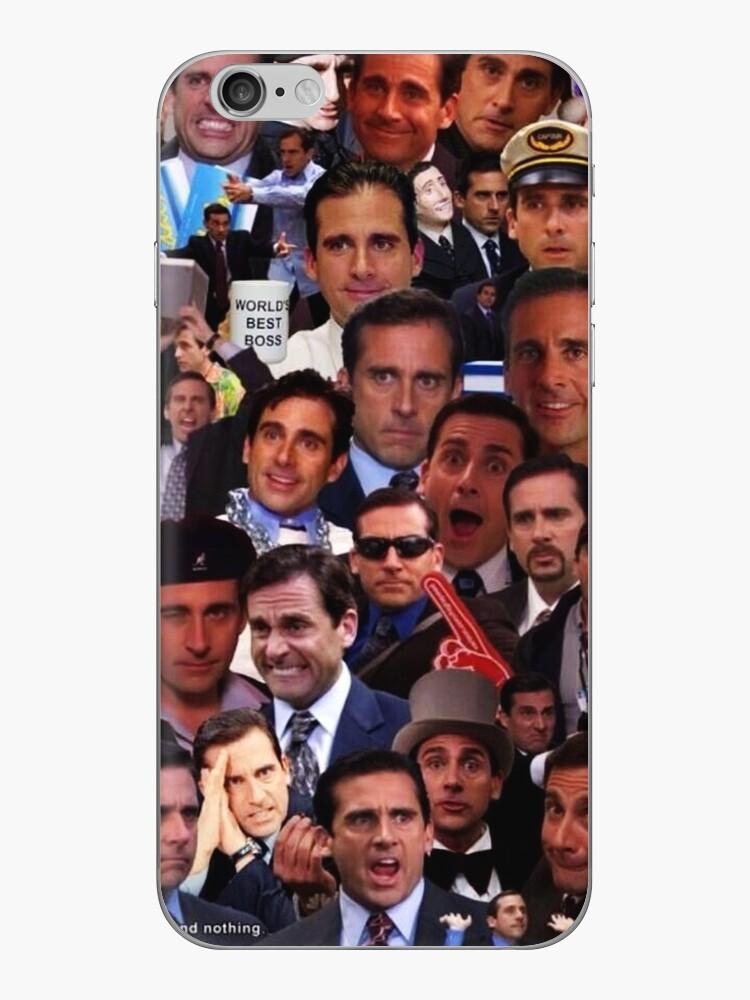 Michael Scott Die Büro-Collage von JaneKane