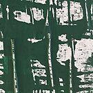 NYC Walls (zelen) by trebam .