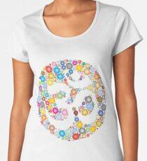 Ball Circle of Om Women's Premium T-Shirt