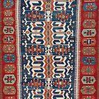 Antique Turkish Kilim Carpet by Vicky Brago-Mitchell
