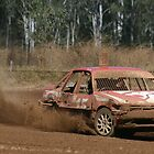Dust Bath. Mareeba Speedway by ItsCoops