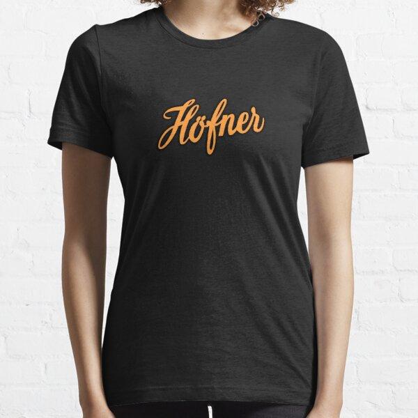 Vintage Hofner  Orange Essential T-Shirt