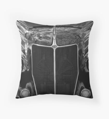 '36 Ford Throw Pillow