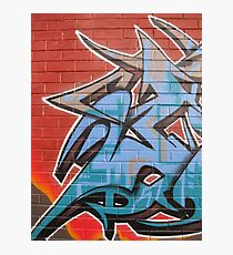 Jest Graffiti Photographic Print