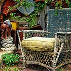 Come Sit a Spell by pat gamwell